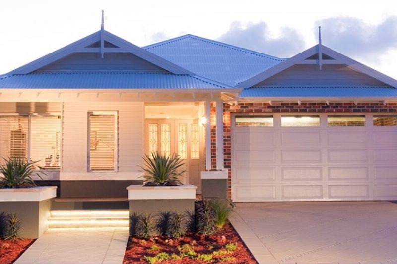 2012 Bunbury Telethon Home built by WA Country Builders