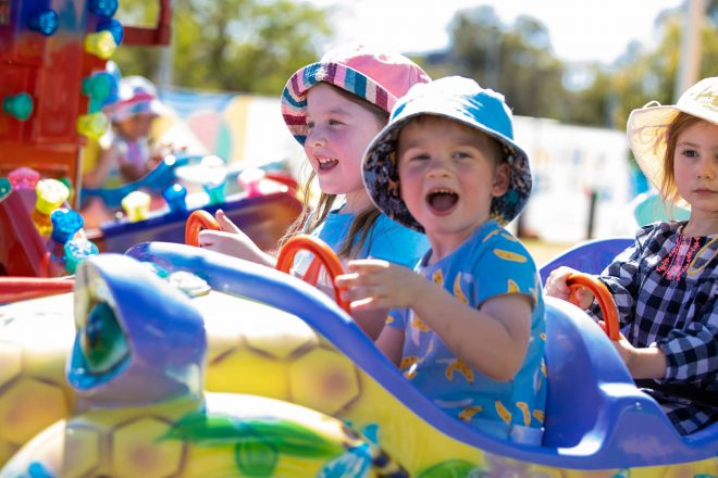 Telethon Family Festival presented by Coles