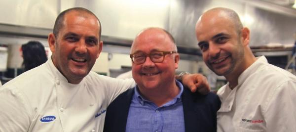 Adriano Zumbo & Guillaume help raise $111,000!