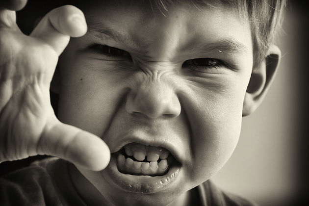 Meltdowns, tantrums, screaming and whining – when kids are hard work