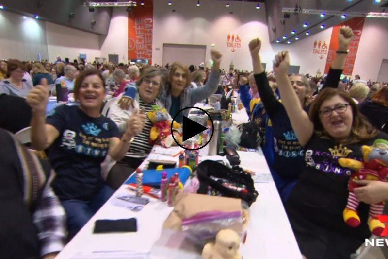 Mega Bingo raises $100,000 for the kids