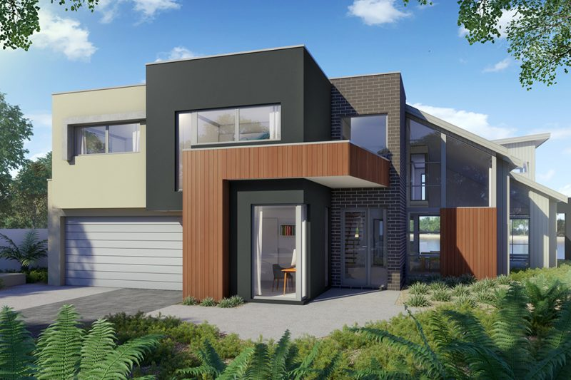 2017 Busselton Home built by WA Country Builders