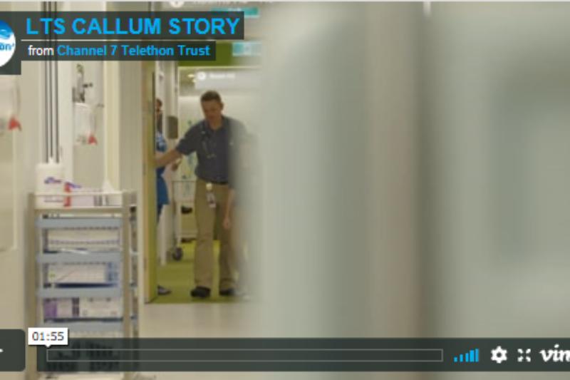 Callum's Story