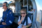 Little Telethon Stars take to the skies with HeliWest