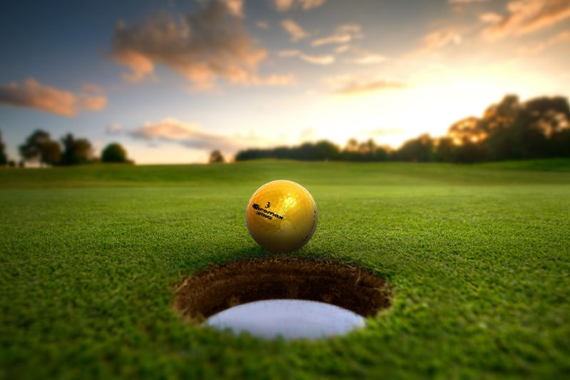 Perron Institute Hole in One Day for Telethon