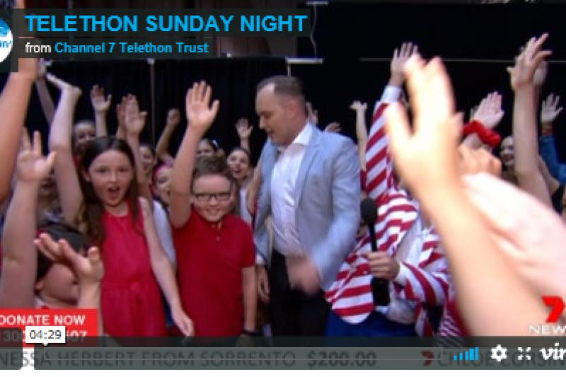 Sunday Night Telethon Story – 2 Hours Left!
