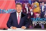 Telethon 2021 smashes the record!