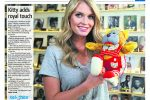 Lady Kitty adds a Royal touch for Telethon