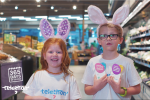 Hop into Woolworths this Easter and help WA kids
