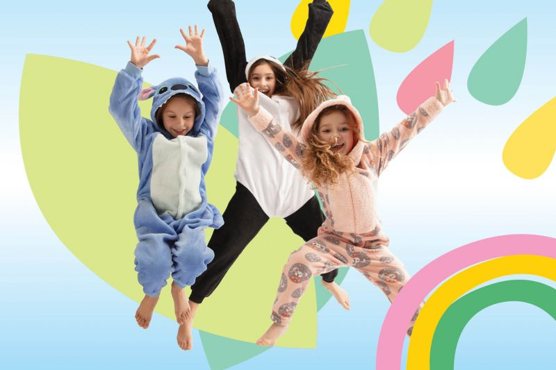 Pyjama Day for Telethon