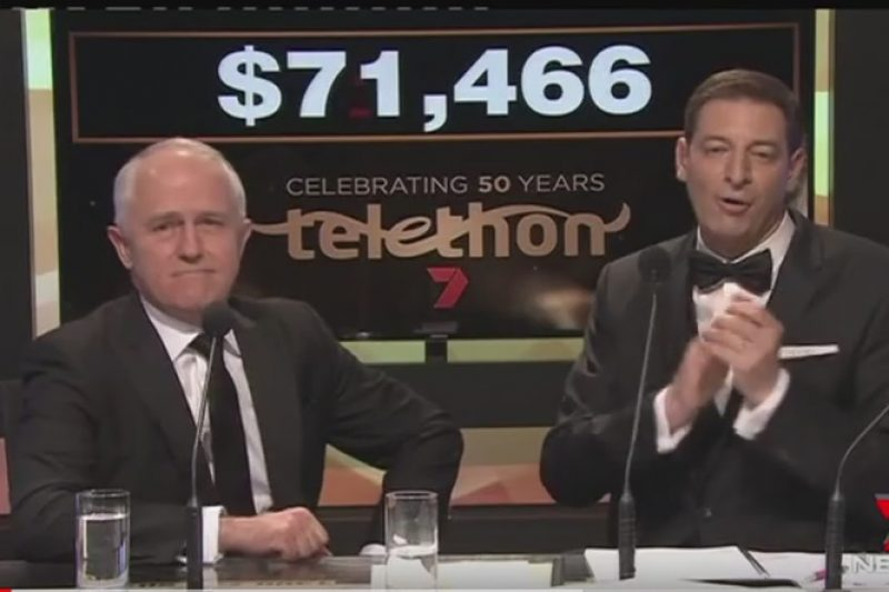 Telethon 2017 smashes record with $36,431,381